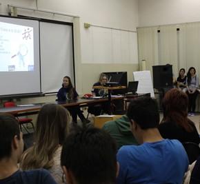 10 maggio 2013 incontro presso la scuola Max Fabiani di Trieste