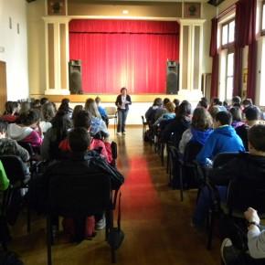 16 maggio - Scuola di Fontanafredda a Trieste