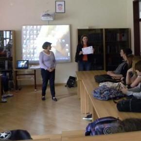 23 maggio - Pola - presentazione del progetto ed inizio dell'incontro
