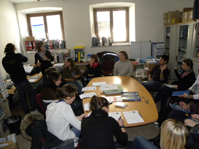 adulti incontri learning training