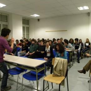 visita alla scuola Abruzzi di Gorizia - 17.02.11
