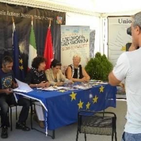 La conferenza stampa per promuovere la Giornata Europea delle Lingue (26.09)