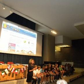 La presentazione della scuola Corsi