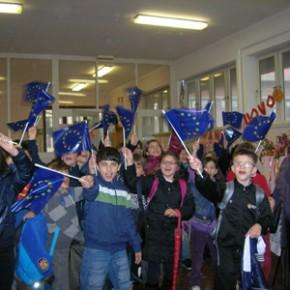 Visita alla scuola elementare Foschiatti di Trieste - 16.03.11