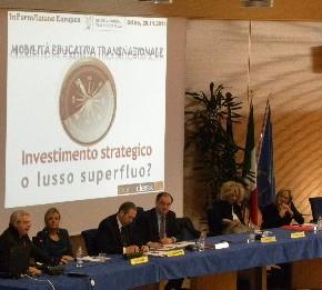La presentazione Di Eurodesk Italy