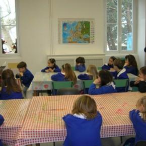 lezione europea alla scuola Marcinschi - 01.04.11