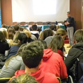 Incontro europeo presso la scuola Paolino d'Aquileia - 22.12.11