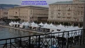 """alla """"Maratona Expo"""" in occasione della Maratona d'Europa"""