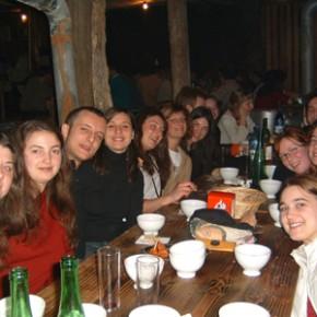 Santiago de Compostela: una ben meritata cena tipica galiziana