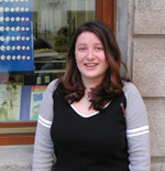Linda - Spagna - Santiago de Compostela (maggio - novembre 2003)