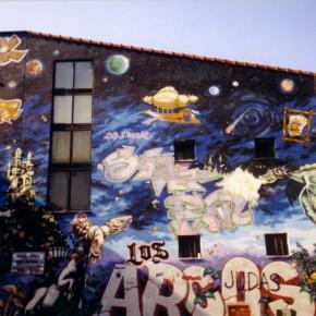 La casa de la Juventud a Fuenlabrada, a pochi chilometri da Madrid.