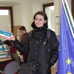 Stefania - OLANDA - Leerdam (marzo - agosto 2003)