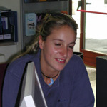 Elena - Spagna - Burgos (luglio 2004 - luglio 2005)