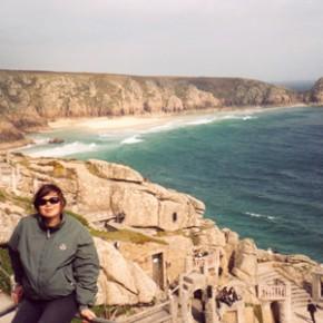 Sulla costa dell'Inghilterra