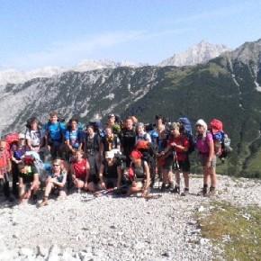 Attraversata delle Alpi