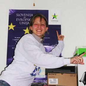 Katja - GERMANIA - Eisenberg (novembre 2005 - agosto 2006)