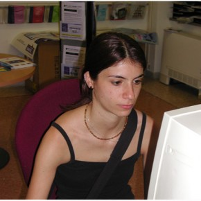 Irene - GRECIA - Atene (ottobre 2003 - aprile 2004)