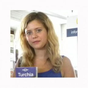 Sabrina - TURCHIA - Costantinopoli (Ottobre 2012 - Luglio 2013)