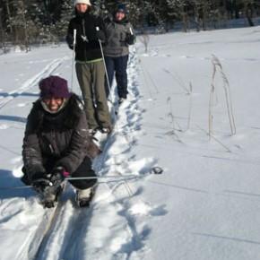 Tra i vari sport, anche lo sci!