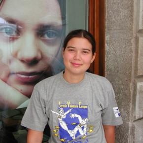 Paola - REGNO UNITO - Minehead (gennaio - luglio 2003)