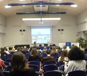 4.5.15 Presentazione delle opportunità di mobilità giovanile presso la SSLMIT Trieste