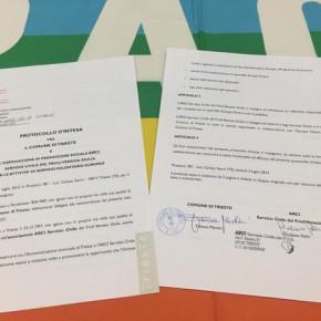 3.7.15 Protocollo d'intesa firmato