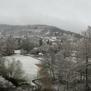 Neve a Bad brückenau