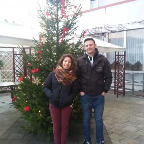 Io,Mustafa e l'albero di Natale