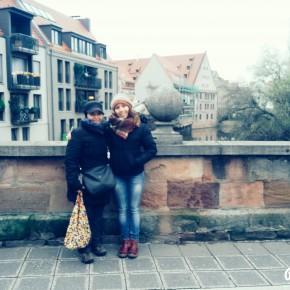 In un ponte a Norimberga