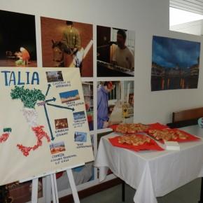 Presentazione dell'Italia e di Trieste