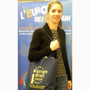 Caterina, volontaria europea in Svizzera si racconta nel suo primo report
