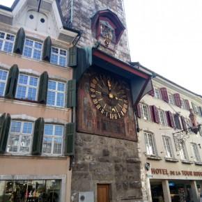 SOLOTHURN orologio svizzero che non manchi mai