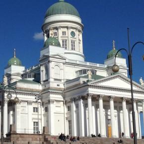 L'arrivo di Giacomo ad Helsinki