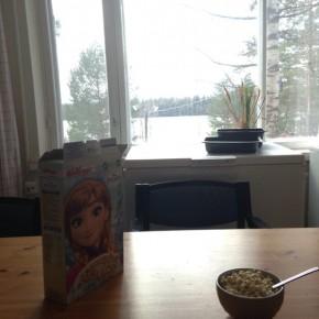 Il momento della colazione