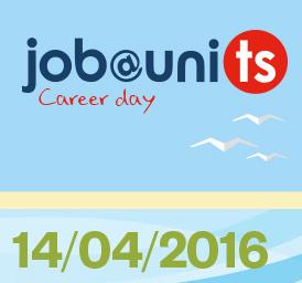 Job@UniTs: sarà presente anche il nostro ufficio