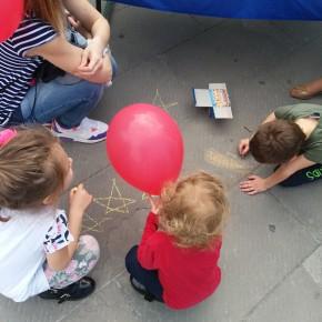 7.5.16 - P. Unità - I bambini disegnano l'Europa
