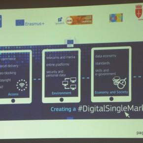 La parola al nostro ufficio che parla anche del Digital Single Market