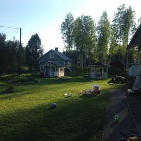 Kuopio dove abita la mia famiglia di supporto che frequento spesso