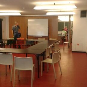 Primo giorno di corso di Esperanto