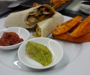 Cookery Class - Fajitas