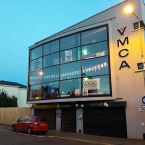 La sede dell'associazione YMCA