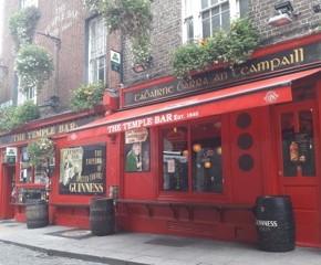 Dublino - Temple Bar
