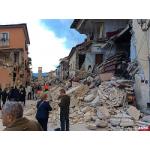 Supporto dell'Europa per i terremotati del centro Italia
