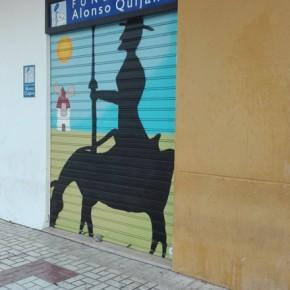 Ecco qui la sede della Fondazione Alonso Quijano