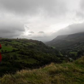 Panorama a Glenariff
