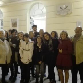 Al Teatro  Cervantes con la Fondazione Alondo Quijano
