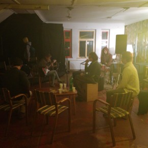 Jam session nell'associazione