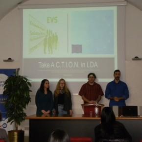 La parola ai volontari europei presso l'LDA di Verteneglio, Croazia