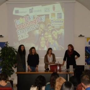 La parola ai volontari europei che svolgono lo SVE dell'ANFFAS di Pordenone