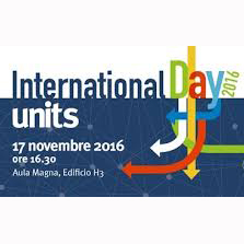 International Day - 17 novembre Università degli Studi di Trieste